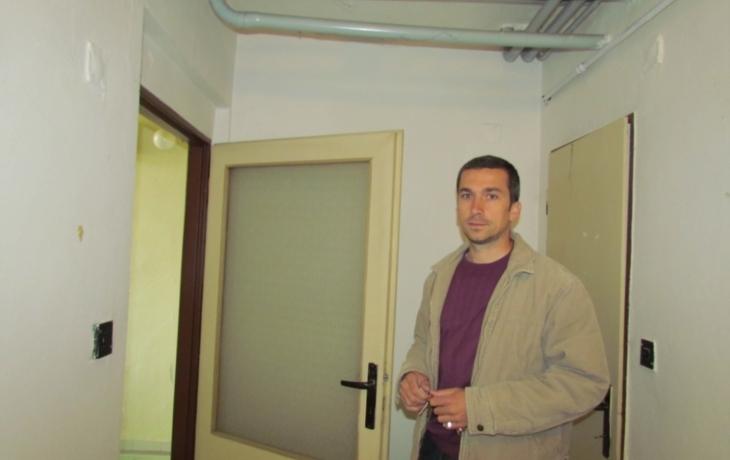 Zdravotní středisko ve Slavkově je bez plísní. Zatím?