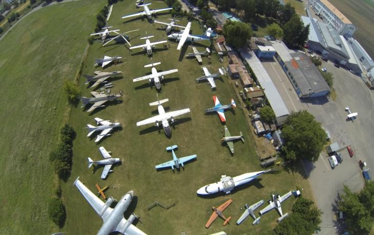 Zachraňte letecké muzeum! Hrozí jeho zánik