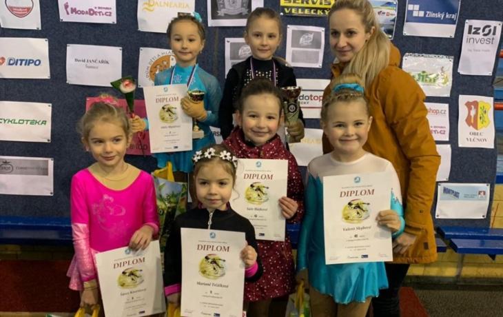 Zlaté kvarteto, Broďané doma vybruslili osm medailí