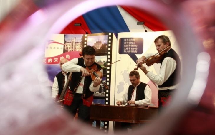 Muzikantské povídání s Čechovci