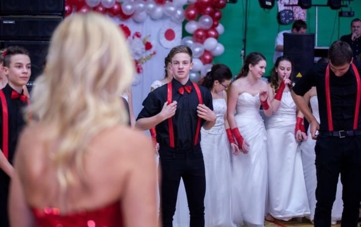 Chtějí tančit a to je velmi podstatné!