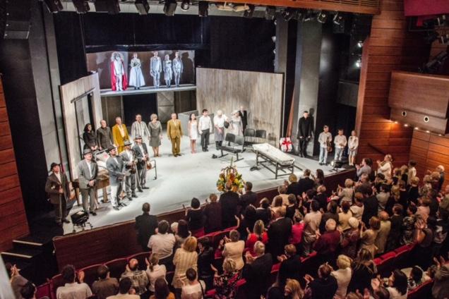 Hercům z Hradiště festivalové publikum tleskalo vestoje