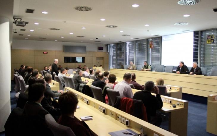 Kraj svolal cvičné zasedání povodňové komise