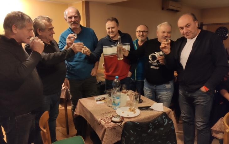 Jubilejní košt slivovice v Jankovicích