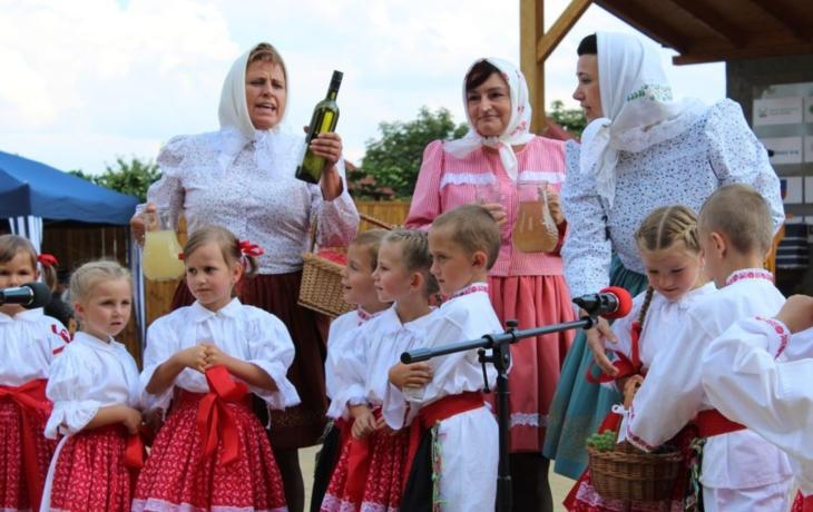 V Polešovicích mají i děti své vlastní víno