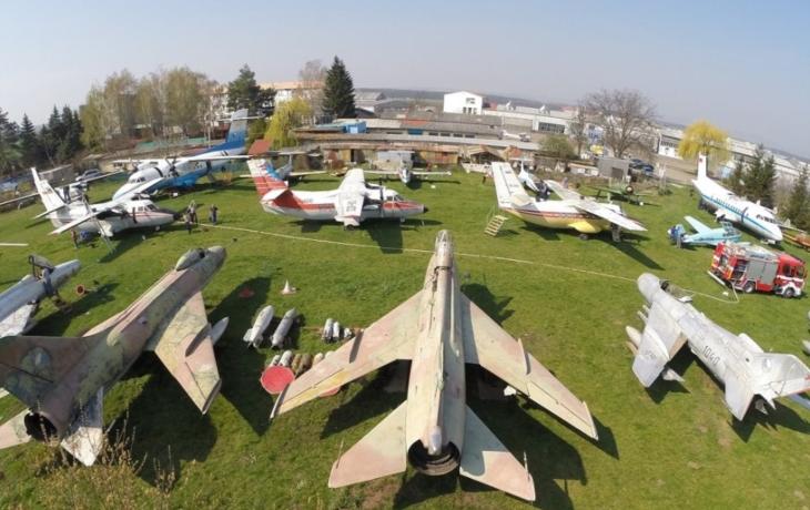 Stavba hangáru pro chátrající letadla má zelenou!