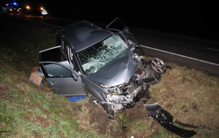 Nehod je víc, ale mrtvých a zraněných ubývá