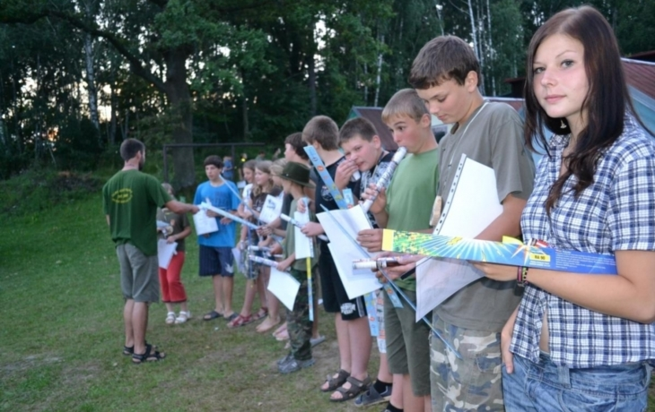 Mladí myslivci soutěžili na Lopeníku