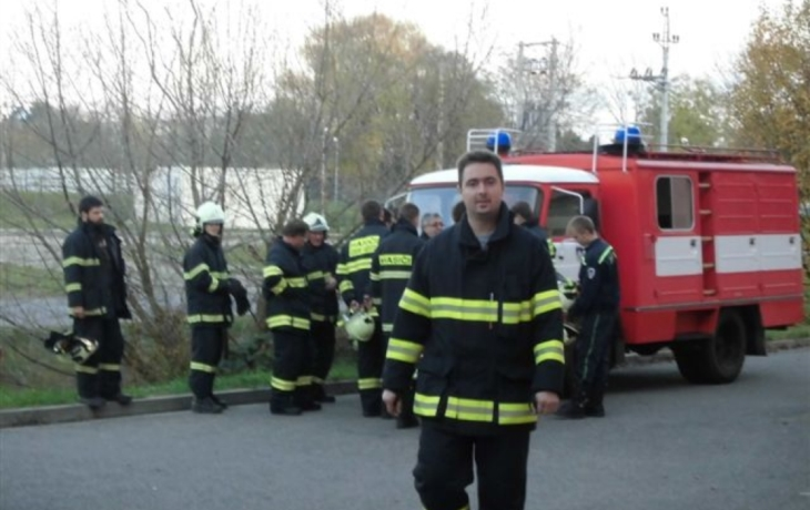 Domov vyděsila hasičská siréna