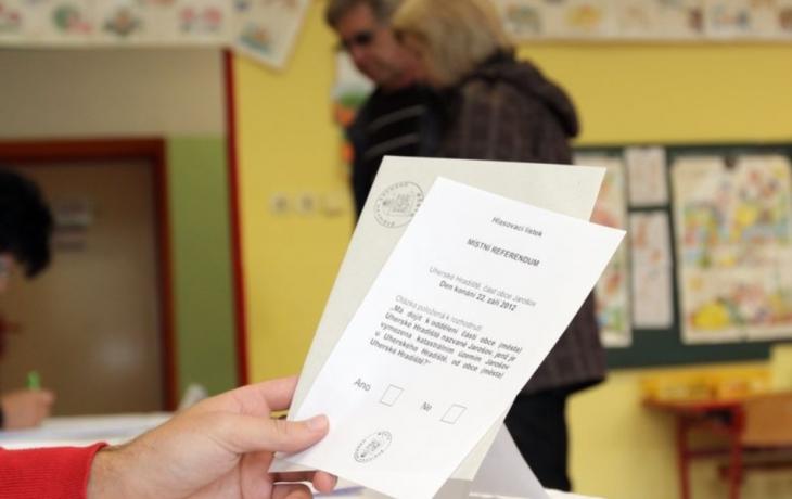 Referendum: Jarošov zůstává součástí Hradiště