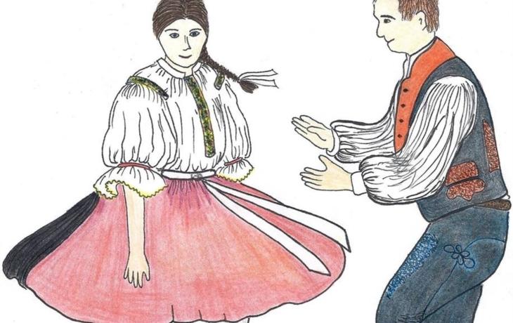 Bez tanců z Kopanic by to na semináři nešlo