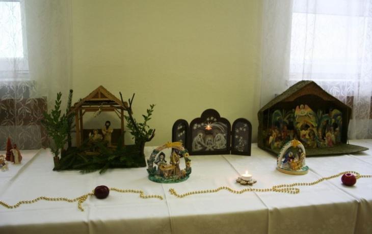 Výstava betlémů v Tučapech