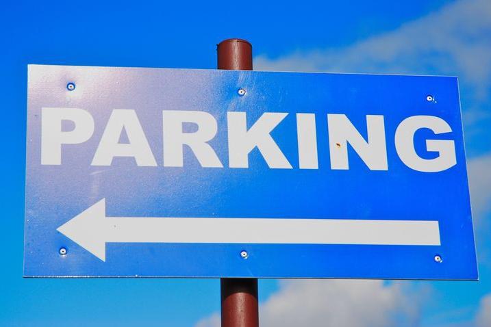 Parkomaty, kam se podíváš…