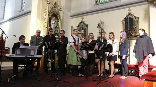 V kostelech na Slovácku znělo aleluja