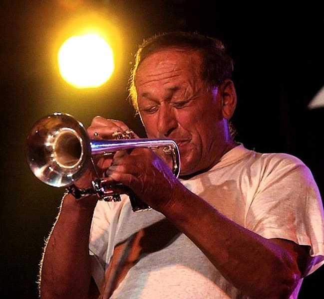 Jazzmann Deczi na Míru