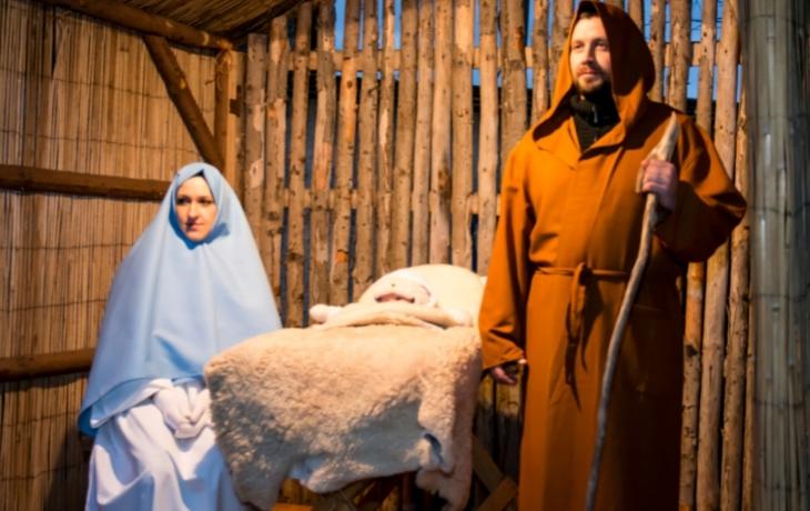 Živý betlém sehrají i ve Vlčnově