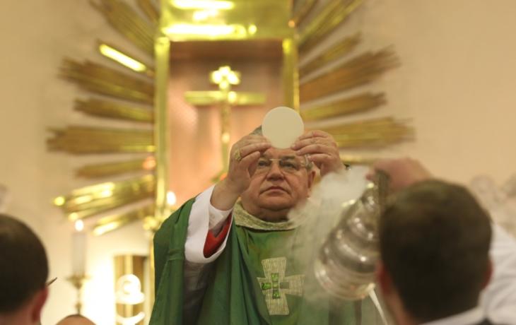 Kardinál připomněl mučedníka z Vlčnova. Čeká ho blahořečení?