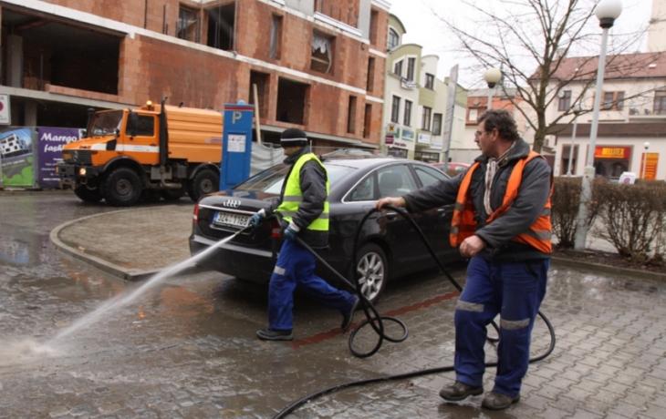 Blokové čištění brzdí neukáznění řidiči