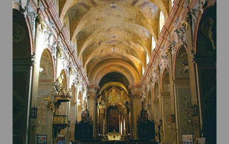 Italští hodnostáři míří na Velehrad