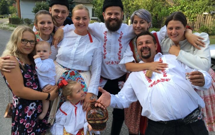 Staroměstská kapela odstartovala turné po slováckých hodech