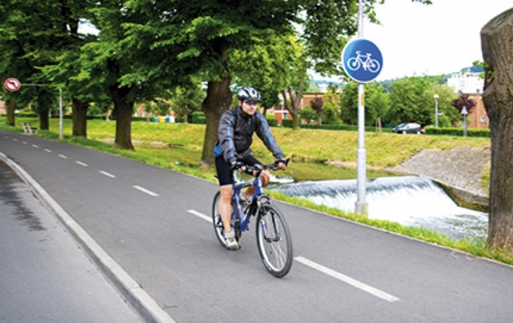 Stezka se zpevní, cyklisté si vyjedou i za deště