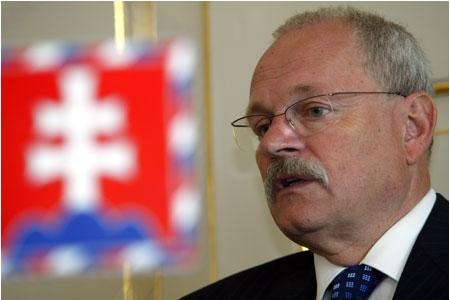 Slováci ocenili flobertku z Brodu, přišel i prezident Gašparovič