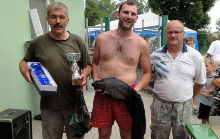 Mařákův kapr vyhrál v Kostelanech