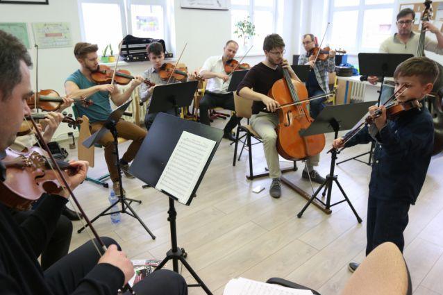 Orchestr budoucnosti se představí potřetí