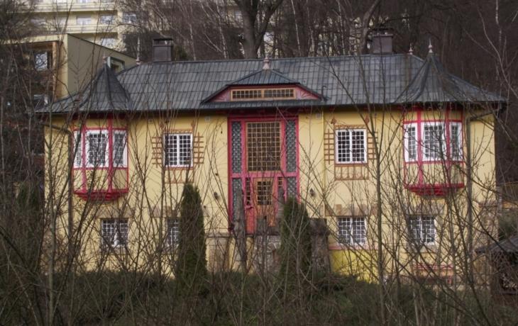 Vila Vlastimila, oblíbený dům Leoše Janáčka, patří dětem
