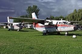 Letecké muzeum slaví čtyřicet