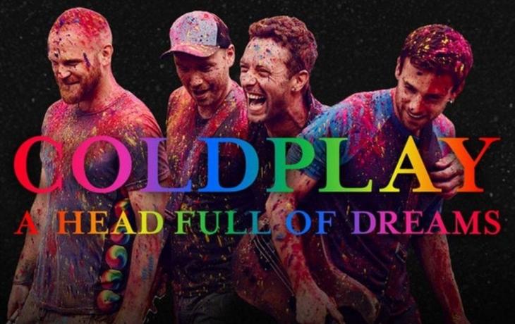 Coldplay vás vtáhne na cestu od skromných začátků až na hudební vrchol