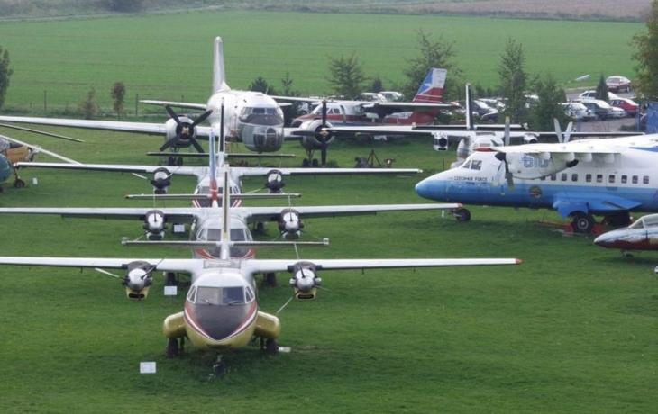 Kraj podpoří záchranu Leteckého muzea