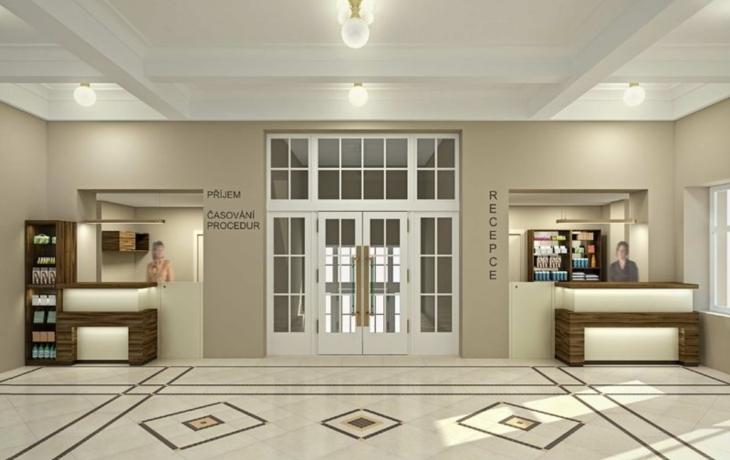 Lázeňský hotel se mění k lepšímu, ale kapacita bude nižší