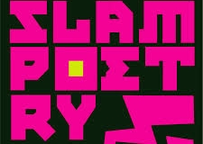 Slam poetry exhibice v atriu kina Hvězda