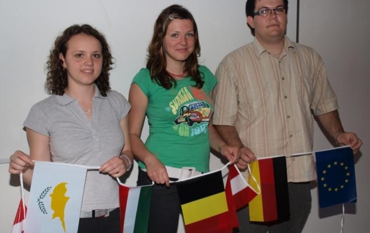 Studenti z Veselí spoluřídili Evropu
