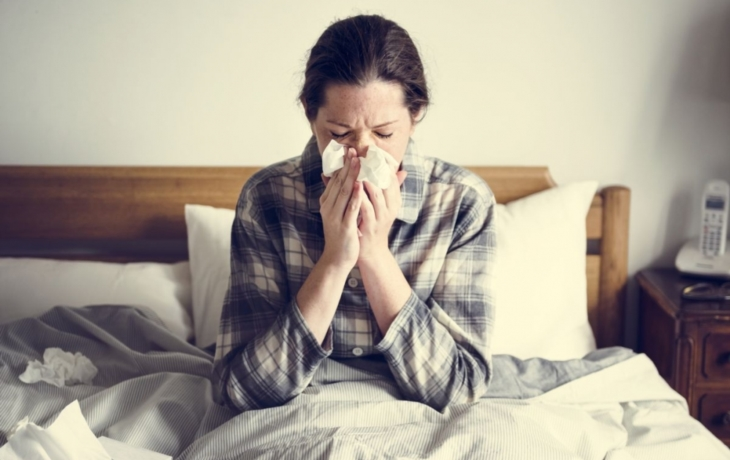 Víte, jak rozeznáte alergii od nachlazení?