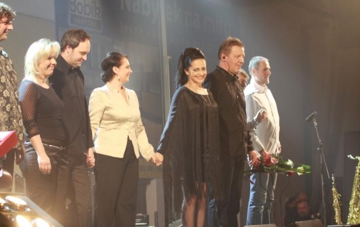 Slavice koncertovala v Hluku