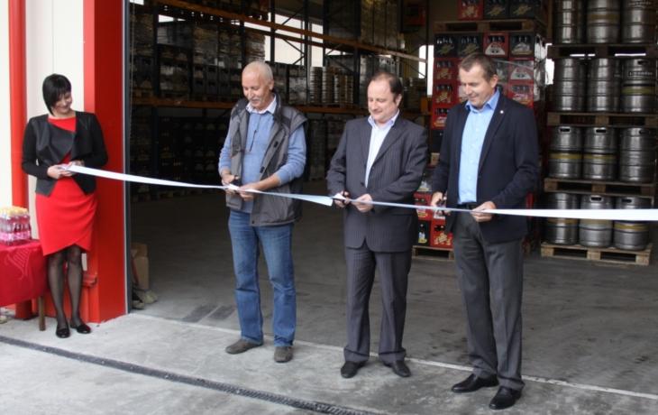 Pivovar roste, nová hala ušetří 600 tisíc ročně