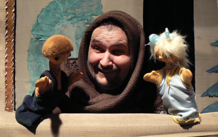Nové pohádky Divadla Brod pro děti