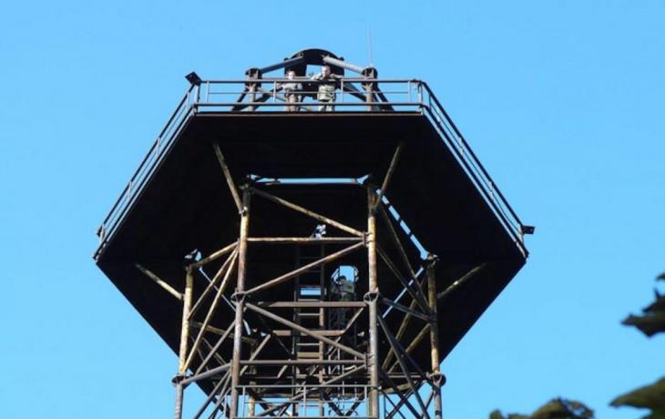 Z vojenské věže rozhledna? Na tahu jsou ochránci přírody