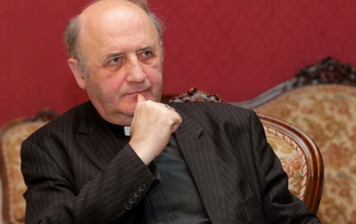 Farář Ryška získal čestné občanství, přijede i Graubner