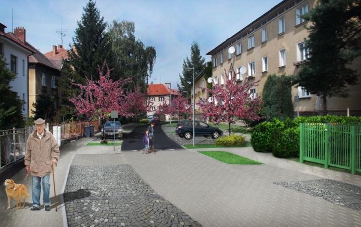 Jana Žižky má zelenou, radnice redukovala jen kolmé stání