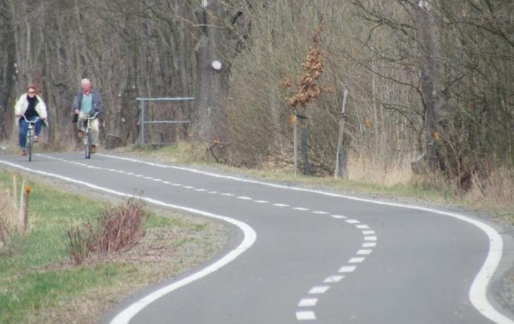 Cyklistická doprava na východ se otevírá