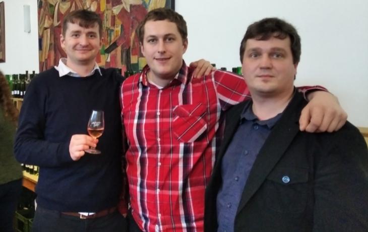 Vinaři se o svém úspěchu dozvěděli před koštem z netu!