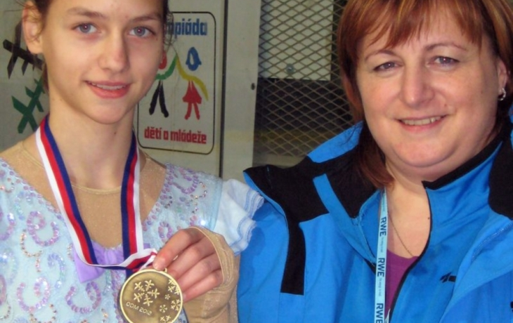 Světlíková má olympijské zlato