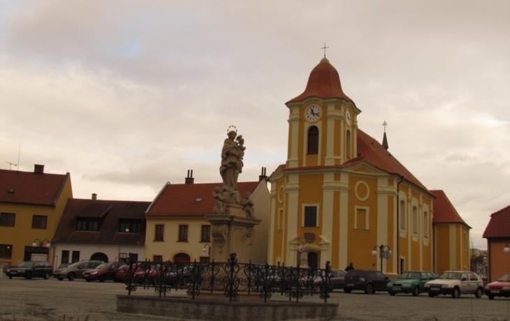 Kostel může městu vydělat 150 tisíc