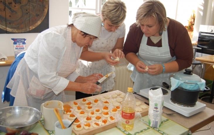 Vaření v muzeu