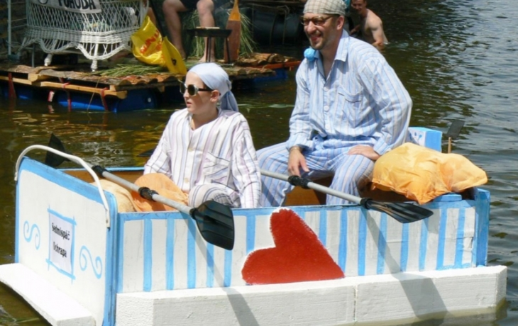 Už máte vymyšleno netradiční plavidlo?