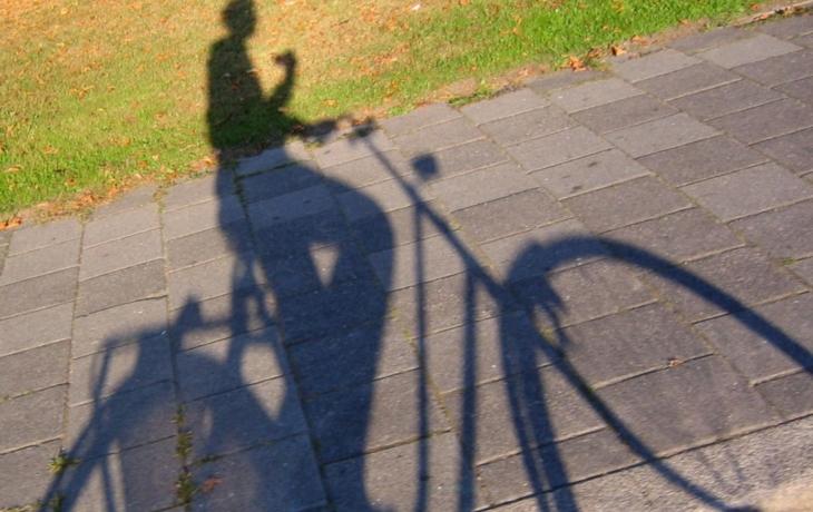 Z Nivnice do Loze bezpečně i na kole