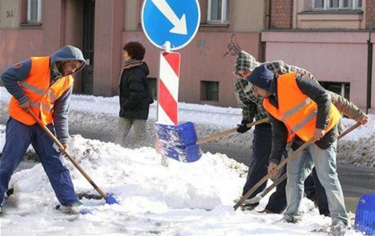 Město slibuje, že uklidí do čtyř hodin